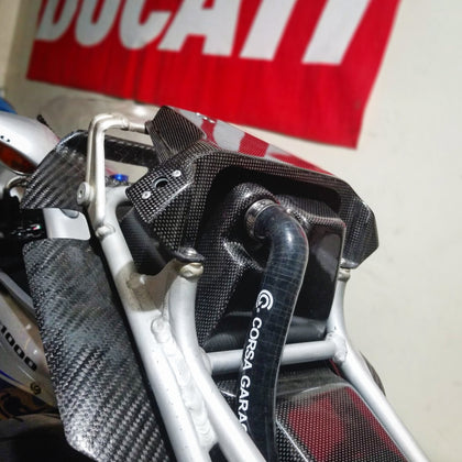 Ducati 996RS Crankcase Breather Box Hose Set