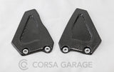Ducati 1098RS Corse Heel Guards