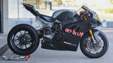 Ducati Panigale V4RS F19 Carbon Fiber Right Tank Cover