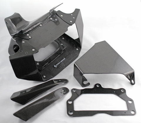 Ducati 996RS 998RS 5 Piece Front Dash and Fairing Support Kit