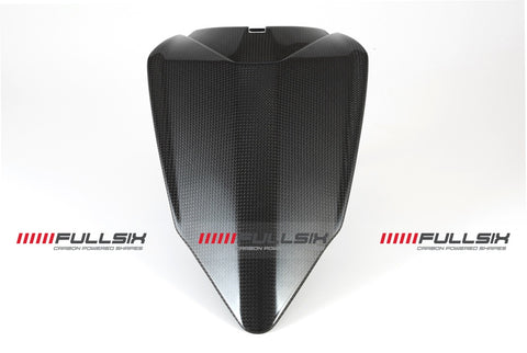Ducati Panigale FullSix Carbon Fiber Rear Cowl Seat Cover without Pad 899 | 1199
