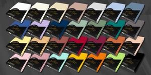Our Jersey Stretch Sheets in 28 Gorgeous and Top Fashionable Colors