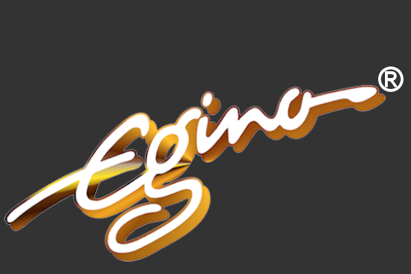 EGINO® Logo - Family-Owned and Family-Run since 1978