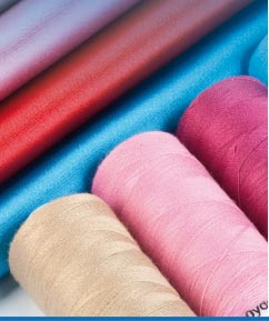Our Yarn Spools Made from the finest combed cotton available.