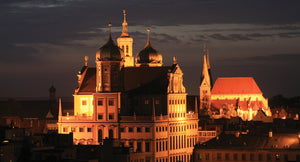 Augsburg - Our Home Town and former Textile Center of Germany.