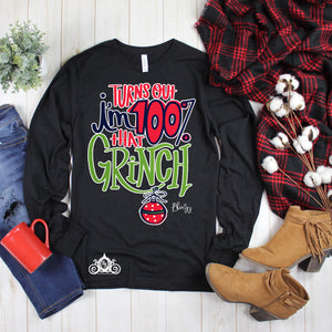 100% That Grinch Graphic Tee