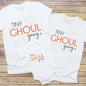 Tiny Ghoul Gang Kids Graphic Tee