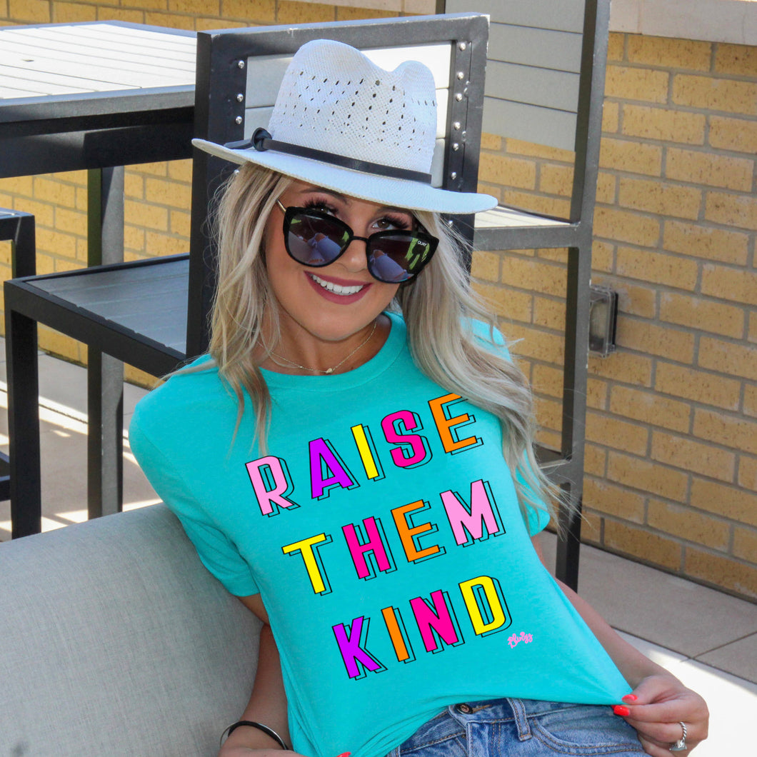 Raise Them Kind Graphic Tee