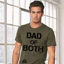 Dad of Both Graphic Tee