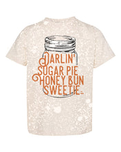 Kids Darlin Mason Jar Graphic Tee