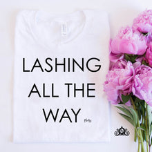 Lashing All the Way Graphic Tee