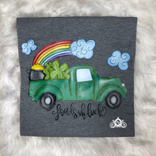 Loads of Luck Truck Graphic Tee