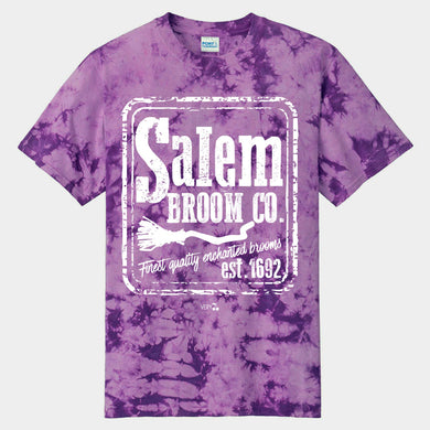 Salem Broom Co Graphic Tee