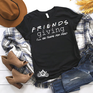 Friendsgiving Unisex Graphic Tee