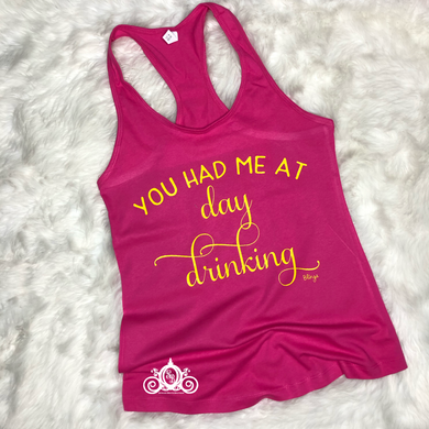 You Had Me at Day Drinkin Graphic Tank