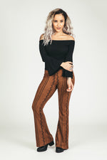Rolling Stone Hippie Flare Pants