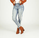 Roxie Strings Denim Jeans