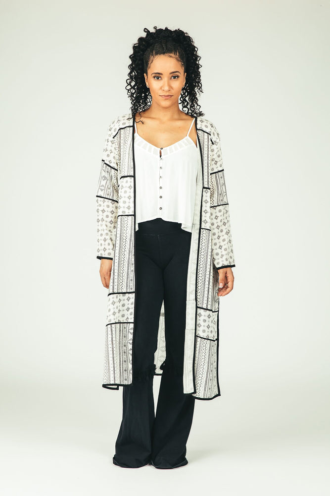 Summer Nights Duster