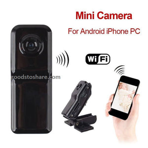 World Smallest Mini Camera (SMC)