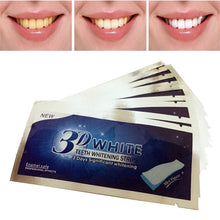 Professional 3D White Gel Teeth Whitening Strips 28 pcs