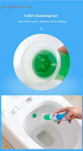 Antibacterial Toilet Cleaning Gel