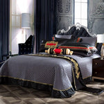Pontius Royal Silk Satin Duvet Cover Set