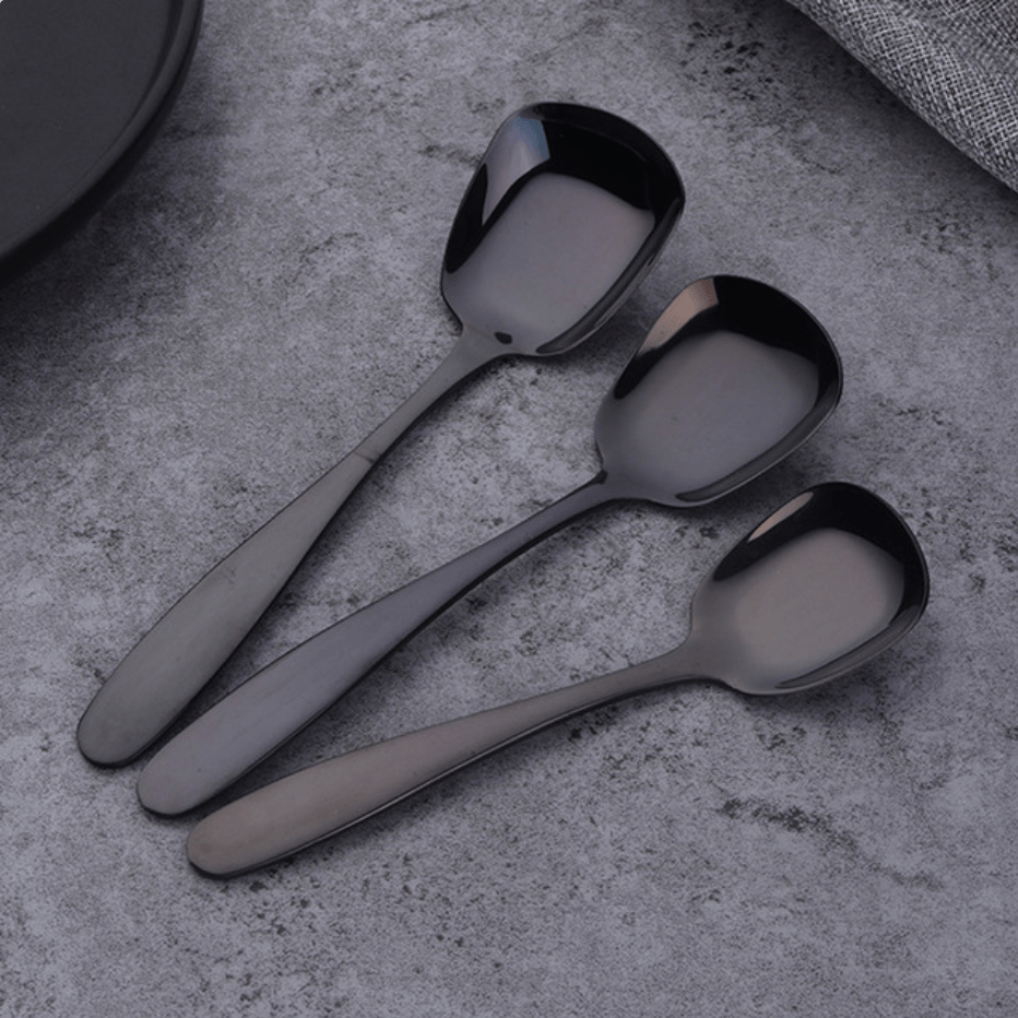 Singapore Serving Spoon Set