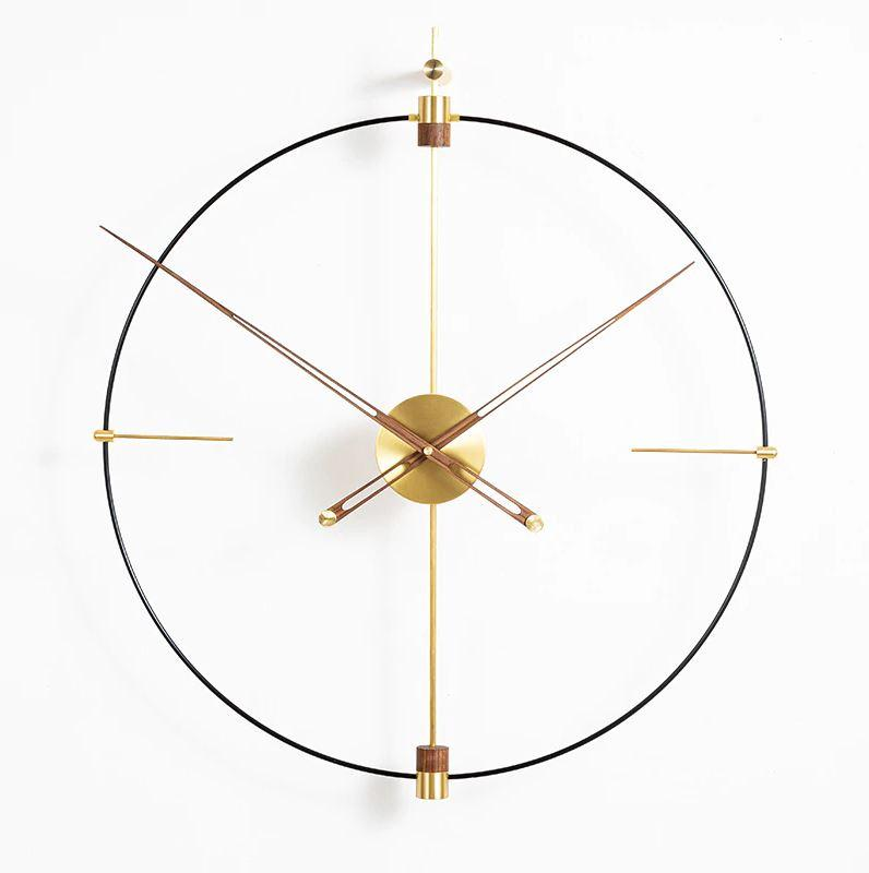 Andrew Wall Clock