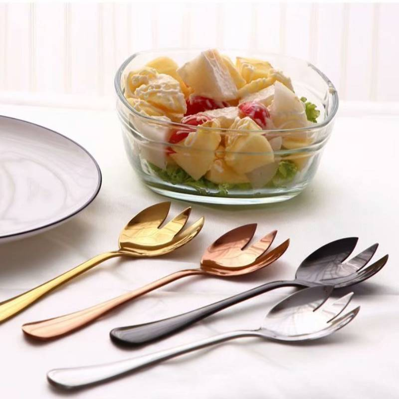 Aeneas Serving Spoon Set