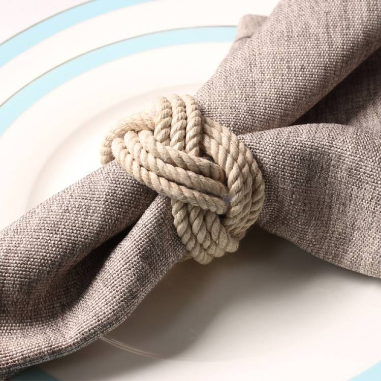 Haimi Napkin Rings (10 Pieces)