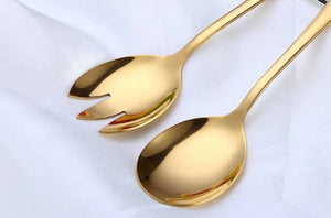 Acheron Serving Spoon Set