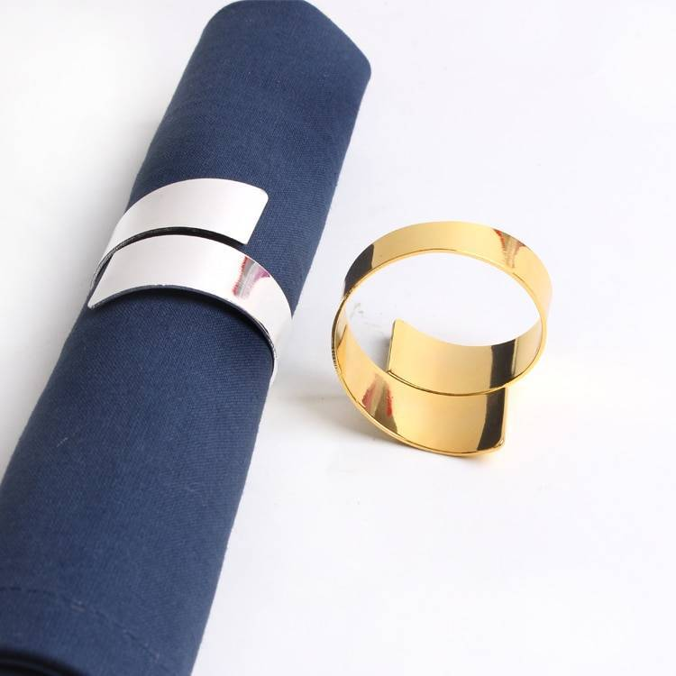 Hallan Napkin Rings (6 Pieces)