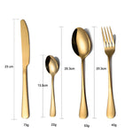 Ercole Flatware Set