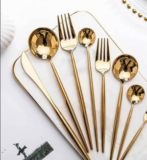 Firenze Luxury Flatware Set