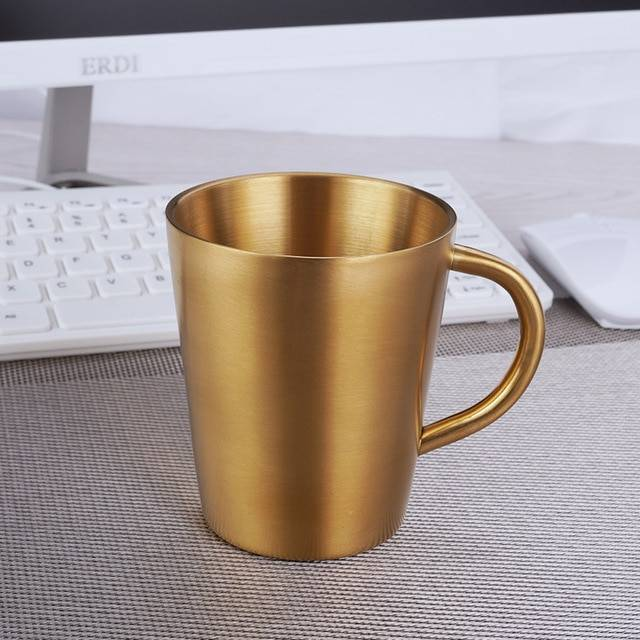 Agata Stainless Steel Cup