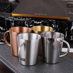 Agape Stainless Steel Cup
