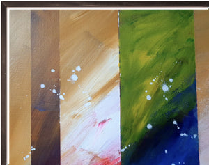 Seasons and Spaces - Original Acrylic Painting