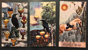 General Three Card Crow Tarot Reading - Wednesday July 11th