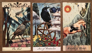 General Three Card Crow Tarot Reading - Thursday July 26th