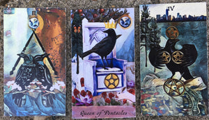 General Three Card Crow Tarot Reading - Friday July 27th