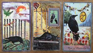 General Three Card Crow Tarot Reading - Sunday September 9th