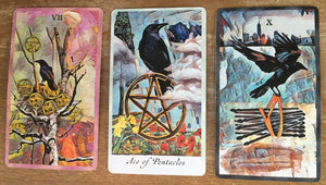 General Crow Tarot Reading - Sunday November 4th