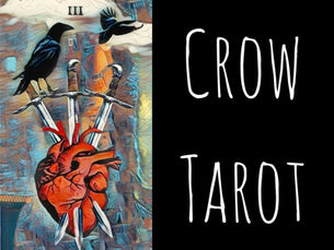 Crow Tarot Shop