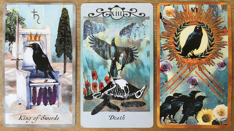 General Three Card Reading