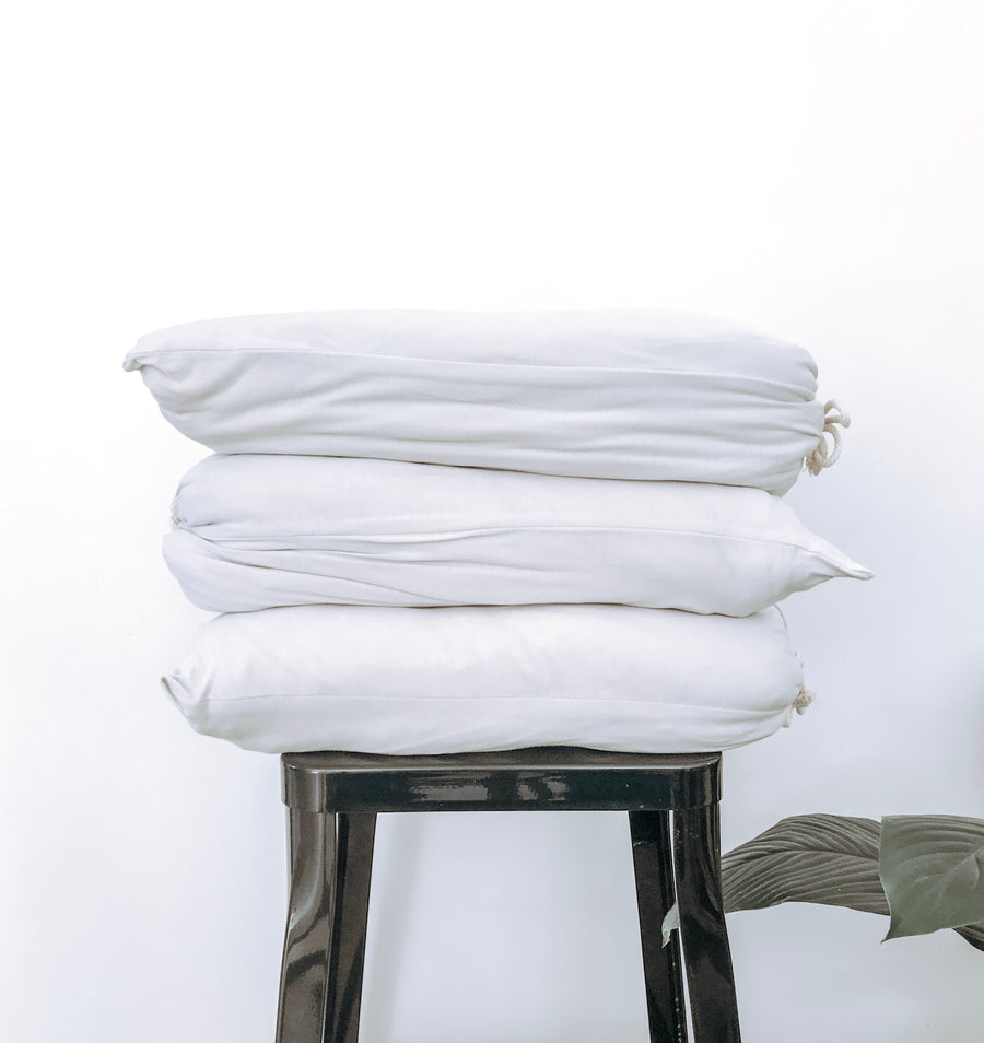 Single Bed Size 3-in-1 Fitted Sheet - 3 Pack