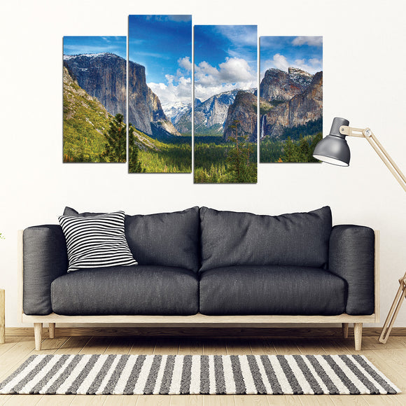 Yosemite Valley Wall Art