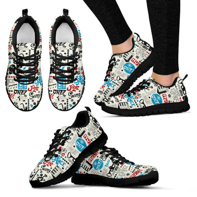 Music Elements Sneakers