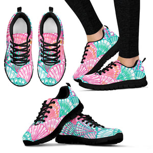 Colorful Shells Sneakers