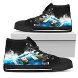 Guitar High-Top Shoes 3