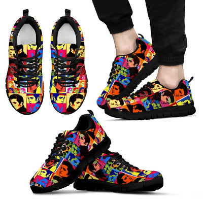 Elvis Collage 2 Sneakers